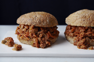 Easy Everyday: Turkey Sloppy Janes