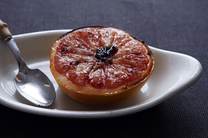 Easy Everyday: Rise and Shine Pink Grapefruit Brulee