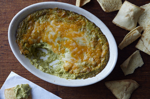 Easy Everyday: Spicy Cheddar-Jack Cauliflower Dip