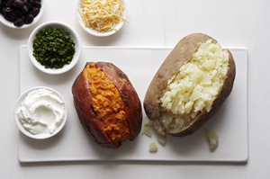 From Scratch: Build-Your-Own Baked Potatoes