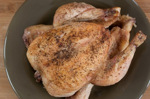 Kitchen Basics: Carving a Chicken