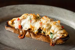 Easy Everyday: Provençal Tuna Melt