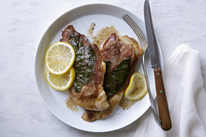 Easy Everyday: Roman-Style Chicken Saltimbocca