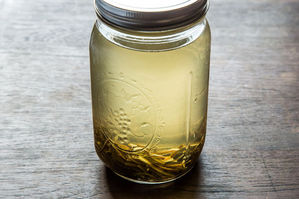 Small Batch: Kelp Stock and Dashi Stock