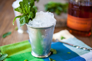 Small Batch: Classic Mint Juleps