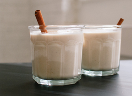 Small Batch: Homemade Horchata