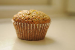 Easy Everyday: Lemon Poppy Seed Muffins