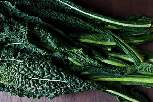 Easy Everyday: Kale with Honeyed Macadamia Nuts