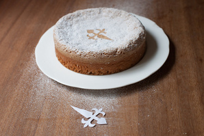 Small Batch: Tarta de Santiago (Spanish Almond Cake)