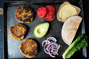From Scratch: Meatless Burger Primer