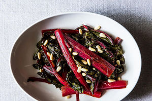 Easy Everyday: Swiss Chard Agrodolce