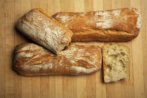Small Batch: Ciabatta Bread