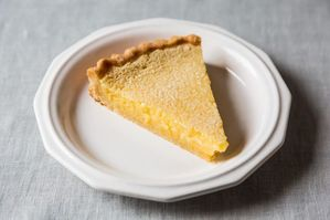 Easy Everyday: Eggnog Pie