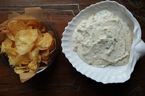 From Scratch: Party Dips