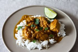 Healthy Eating with Tammy: Simple Curry Dinner