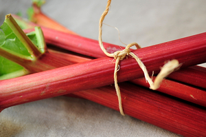 New Recipe Contest: Best Recipe with Rhubarb