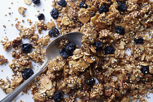 From Scratch: Granola Primer