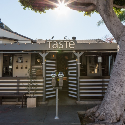 West hollywood taste on melrose taste street view 500x500