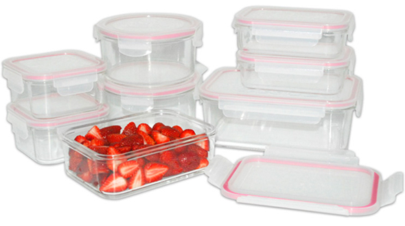 Food Lock Storage Containers