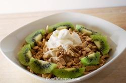 kashi kiwi yogurt snack