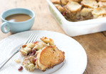 Baked Cranberry-Walnut French Toast Recipe