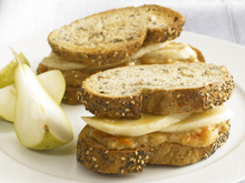 Deluxe Peanut Butter Sandwiches Recipe