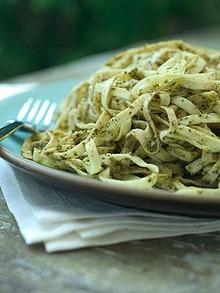 Walnut Pesto Pasta Recipe