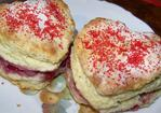Mimi's Valentine Raspberry Scones Recipe