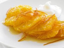 Caramel Oranges Recipe