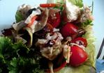 Mushroom, Tomato and Artichoke Salad - Low Fat Recipe