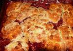 Old-Fashioned Black Cherry Cobbler Recipe