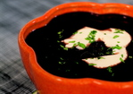 South Beach Black Bean Soup Recipe