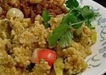 Rachael Ray's Vegetable Couscous Recipe