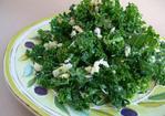 Raw Tuscan Kale Salad With Pecorino Recipe