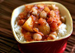 Chickpea Potato Curry Recipe