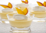 Mango and Orange Mousse Recipe