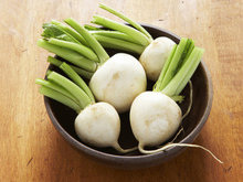 Parsley Buttered Turnips Recipe