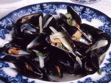 Rhode Island Steamed Mussels Recipe