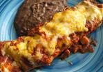 Spicy Pork Enchiladas With Mole Sauce Recipe
