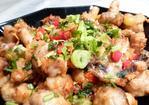 A Great Appetiser - Mushroom Salt And Pepper! Recipe