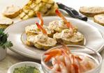 Alouette Mediterranean Bruschetta Recipe