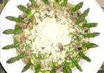 Asparagus Risotto With Shiitake Mushrooms Recipe