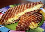 Scrambled Egg Breakfast Panini Recipe