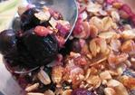Blueberry (Or Any Fruit) Crumble Recipe