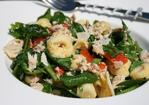 Tuna and Spinach Tortellini Salad Recipe