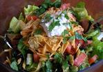 California Taco Salad Recipe