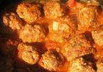 Tunisian Meatballs Recipe