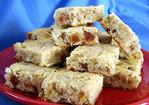 Chewy Apricot Coconut Bars (Diabetic) Recipe
