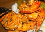 Stir-Fried Shrimp in Aromatic Tomato Cream Sauce Recipe