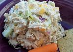 Chicken Salad and Peach Sandwich Recipe